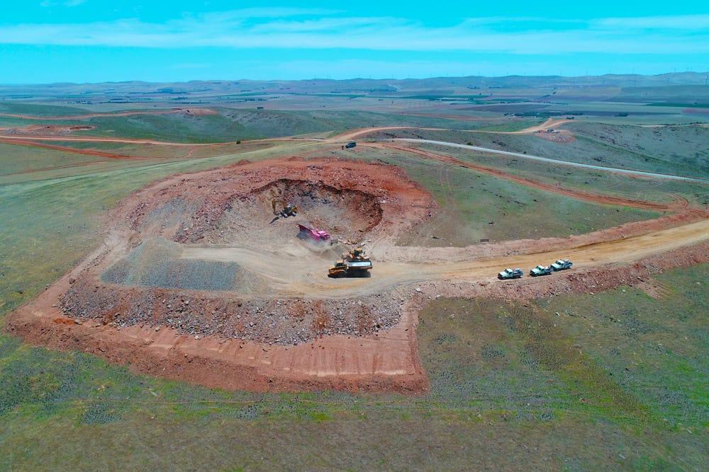 Civil Construction Erosion Control | Hydroseeding Australia